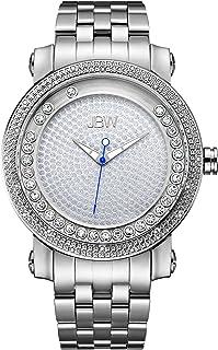 جي بي دبليو ساعة رسمية للرجال انالوج بعقارب ستانلس ستيل - J6338A