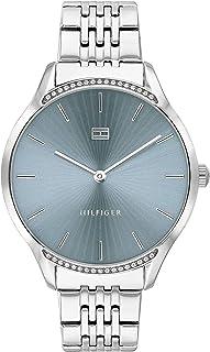 تومي هيلفيغر ساعة كاجوال نساء انالوج بعقارب ستانلس ستيل - 1782210