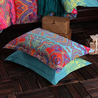 Best bohemian pillow shams Reviews