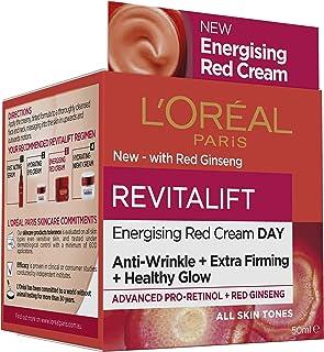 L'Oréal Paris Revitalift Energising Red Cream Day 50ml