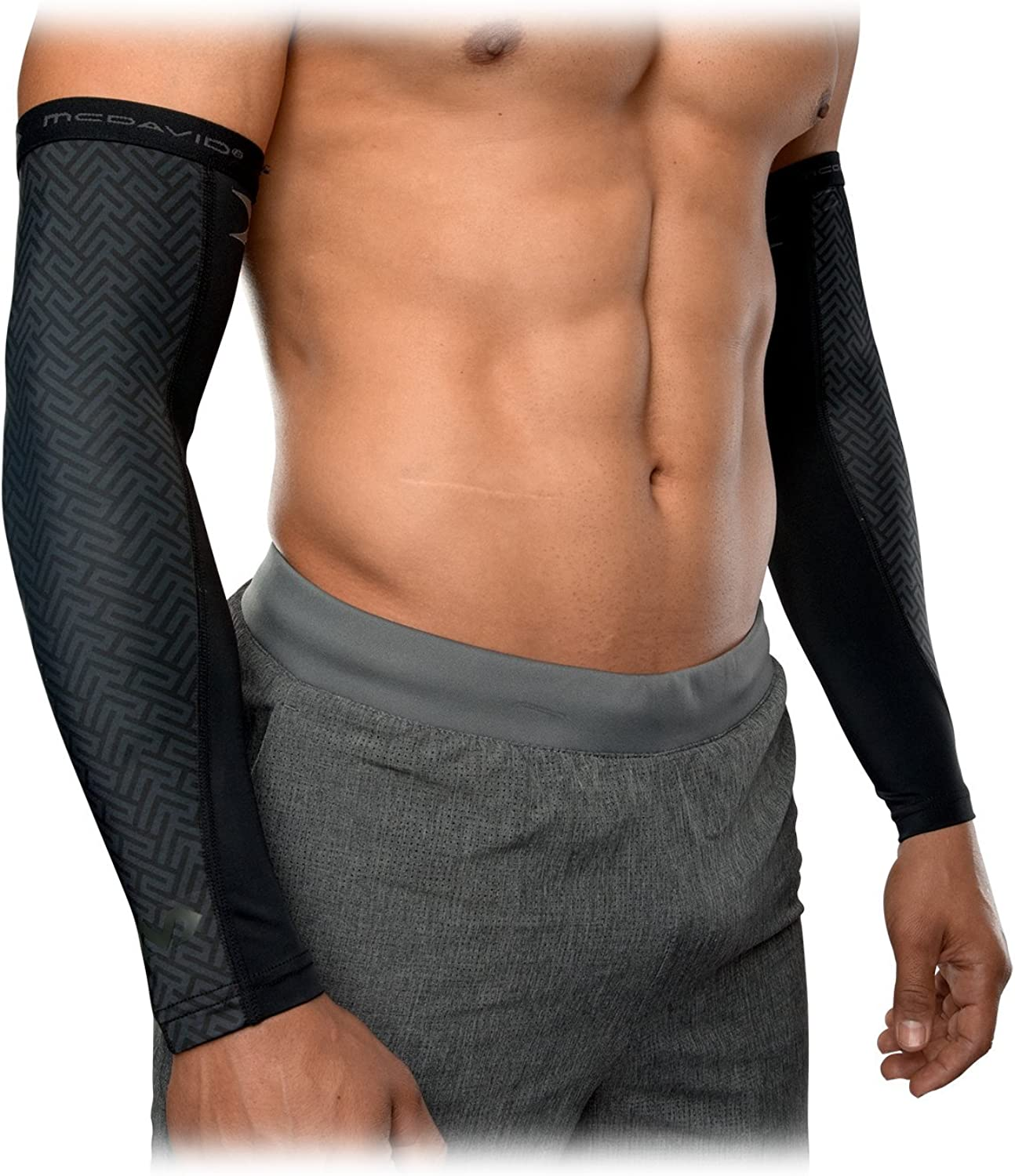 Mcdavid Compression Super beauty product restock Max 63% OFF quality top Arm Sleeves for Performance Enhanced and Sup