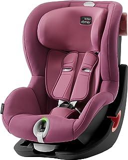 Romer Multi Tech III - Sillas de coche grupo 2, unisex, color burgundy red