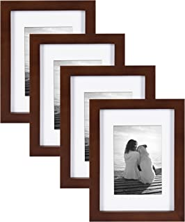 DesignOvation Gallery Wood Picture Frame (Set of 4), 5