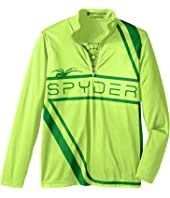 Spyder Kids - Bugcentric Dry W.E.B. T-Neck (Little Kids/Big Kids)