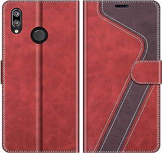 comprar comparacion MOBESV Funda para Huawei P20 Lite, Funda Libro Huawei P20 Lite, Funda Móvil Huawei P20 Lite Magnético Carcasa para Huawei ...