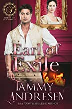 Earl of Exile: Regency Romance (Lords of Scandal Book 3)