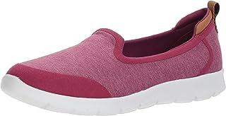 حذاء مسطح بدون كعب Step Allena Lo للنساء من Clarks