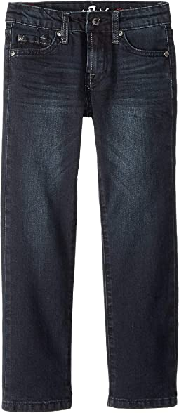 Standard Stretch Denim Jeans in Dynamic (Little Kids/Big Kids)
