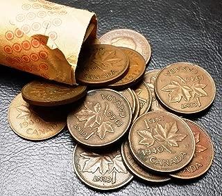 george vi penny 1940