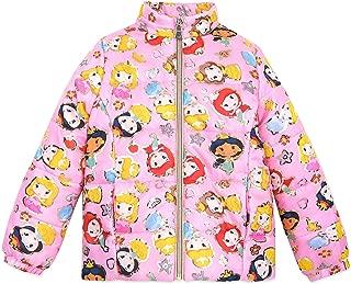 Princess Lightweight Puffy Jacket for Kids - Multi
