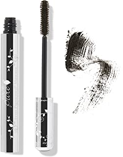 100% PURE Fruit Pigmented Ultra Lengthening Mascara, Dark Chocolate, 0.35oz, Brown Mascara for Natural Lash Extension, Long-lasting, Smudge-Proof, Clump-Free Lengthening - Brown