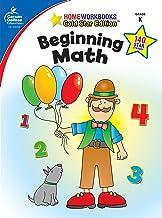 Carson Dellosa | Beginning Math Workbook | Kindergarten, 64pgs (Home Workbooks)