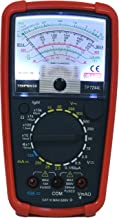 Tekpower TP7244L 7-Function 20-Range Analog Multimeter With Back Light with Strong..