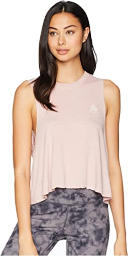 OM Honor Crop Tank Top