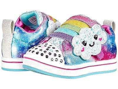 SKECHERS KIDS Twinkle Toes Sparkle Rayz Rainbow Smiles 314932N (Toddler/Little Kid)