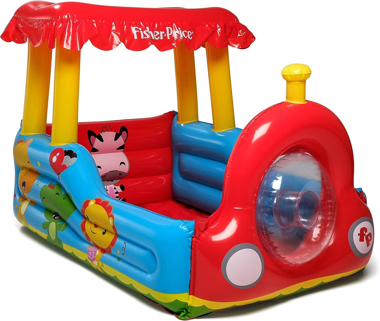 FisherPrice Train Inflatable Ball Pit