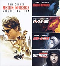 Mission Impossible 5 Movie Collection DVDs Tom Cruise