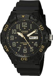 Men's 'Diver Style' Quartz Resin Casual Watch,...