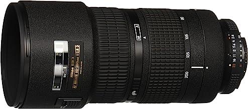 Nikon AF Zoom-NIKKOR 80-200mm f/2.8D ED - Objetivo (16/11, Auto/Manual, 80-200 mm, CL-43A HB-7 LC-77 LF-1, Negro, 8.7 cm)