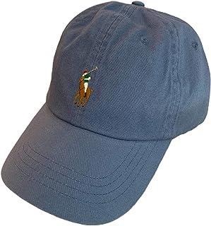 قبعة بيسبول قابلة للتعديل من القطن للرجال من بولو رالف لورين