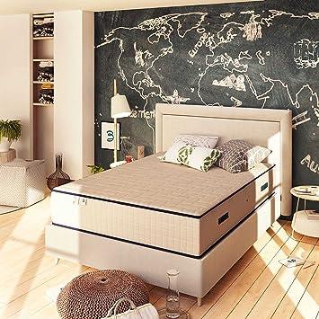 Baldiflex Emporio Materasso Matrimoniale 1600 Molle Insacchettate Buon Risveglio 160x190cm Amazon It Casa E Cucina