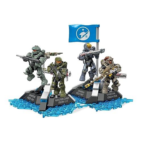 Mega Bloks Halo Master Chief Amazon Com