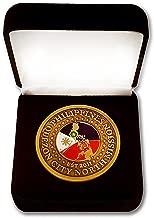 LDS Philippines Quezon City North Mission Commemorative Mission Coin
