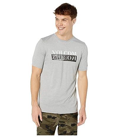 Volcom Effect Short Sleeve (Pewter) Men