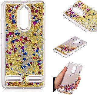 LS-27 Klassikaline/® Huawei P30 lite Glitzer Handyh/ülle mit Anti-Rutsch Kratzfest Handy H/ülle Schutzh/ülle Etui