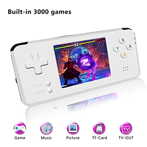 YLM Retro Game Console, Entertainment System HD Video Game Console 32GB 843 Classic Games 4K HDMI TV Output with 2PCS Joystick, Support /PS1 /GBA /NeoGEO/ FC /SMS/SMS/GG for Game Player By Anbernic