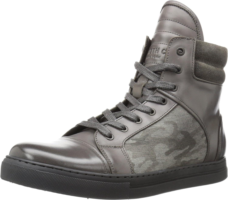 Kenneth Cole Cole Cole ny York herrar Double Header skor, Dark grå, 9 M USA  världsberömd försäljning online