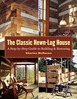 Classic Hewn-Log House