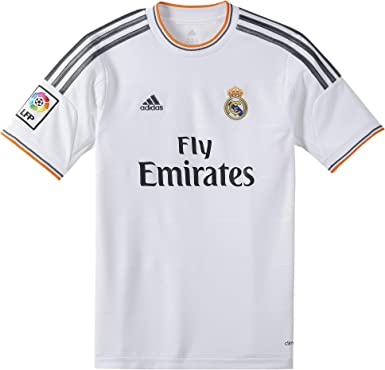 adidas Real Madrid Home Jersey 2013/2014 Youth