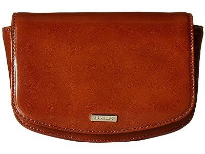 Brahmin Topsail Lil (Whiskey) Handbags