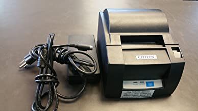 $154 » CITIZEN CT-S310II-U-BK CITIZEN CT-S310II POS PRINTER - THERMAL, 160MM, USB AND SERIAL I