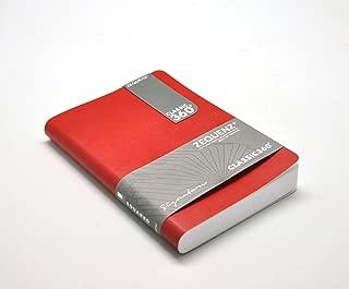 Zequenz Classic 360 Soft Cover Notebook, Soft Bound Journal, Medium, 5