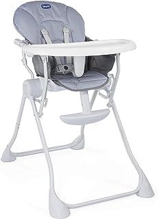 comprar comparacion Chicco Pocket Meal Trona de viaje ligera y compacta, para niños de 6meses a 3 años, color gris (Nature)