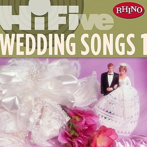 Rhino Hi-Five: Wedding Songs 1