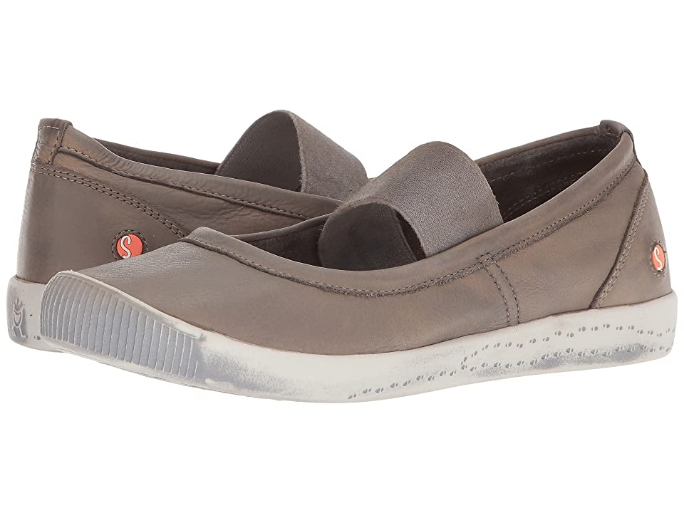 FLY LONDON ION446SOF (Taupe Washed Leather) Women