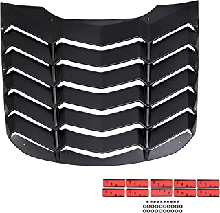 Best ford mustang window louvers Reviews