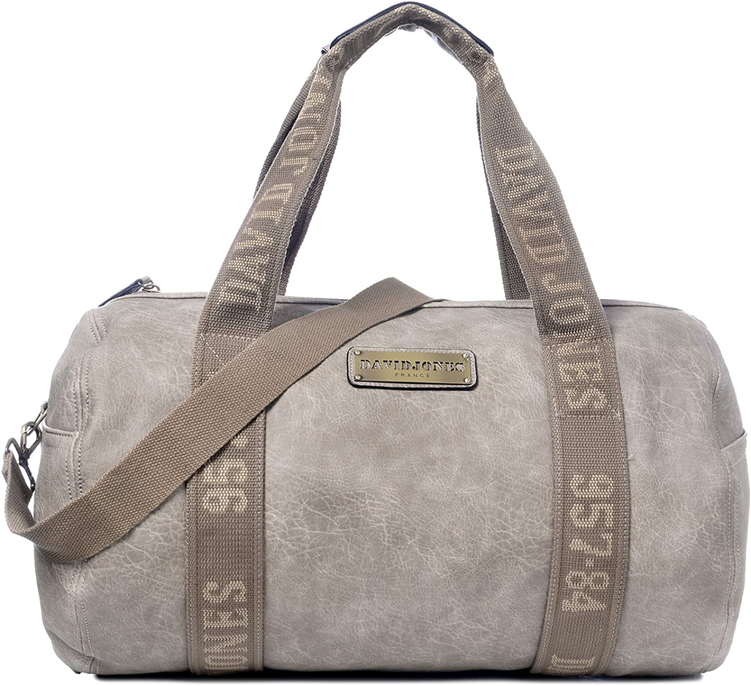 Women Leather Travel Duffels Weekender Tote Sport Gym Bag for Mens on Sale