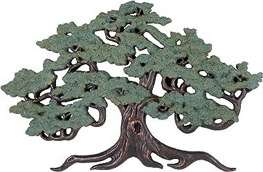 Design Toscano NG32454  Asian Decor Ancient Tree of Life Wall Sculpture, 37 Inch, Bronze Verdigris Finish
