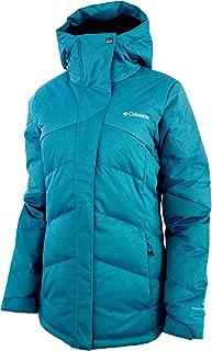 Columbia Omni-Heat 550 Down Duvet First Tracks Womens Winter Jacket Coat