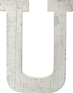 Adeco Wooden Hanging Wall Letters