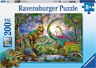 Ravensburger Realm of The Giants 200 Piece Jigsaw Puzzle for Kids – Every Piece is Unique, Pieces Fit Together Perfectly