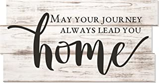 Best may your journey always lead you home sign Reviews