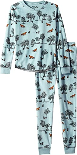 Foxes Two-Piece Jammies Set (Toddler/Little Kids/Big Kids)