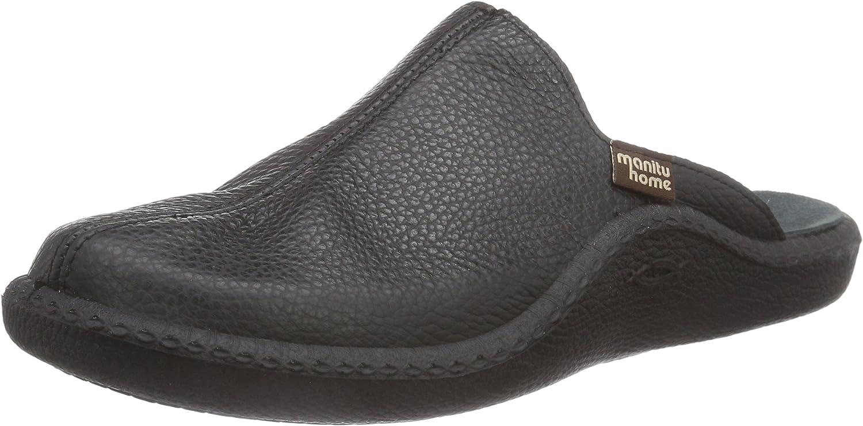 Manitu 220208, Men's Cold Lined Slippers