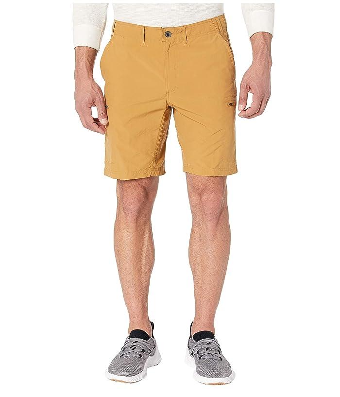ExOfficio Sol Cool Camino 8.5 Shorts (Scotch) Men