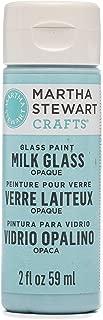 MARTHA STEWART Opaque Milk Glass Azurite, 2 oz Paint